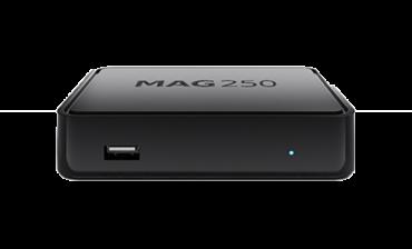 Приставки MAG 254/250/322 , Aura HD