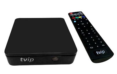Настройка приставки TVIP